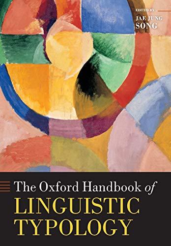 9780199658404: The Oxford Handbook of Linguistic Typology (Oxford Handbooks)