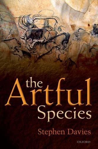 9780199658541: The Artful Species: Aesthetics, Art, and Evolution