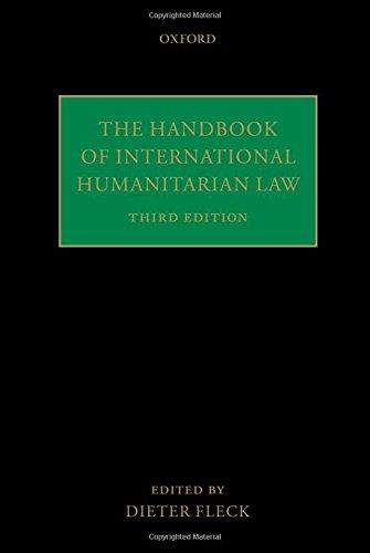 9780199658800: The Handbook of International Humanitarian Law