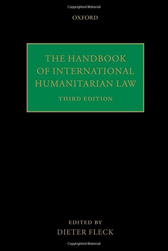 9780199658800: The Handbook of International Humanitarian Law