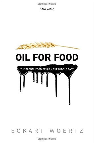 Oil for Food: The Global Food Crisis and the Middle East: Woertz, Eckart