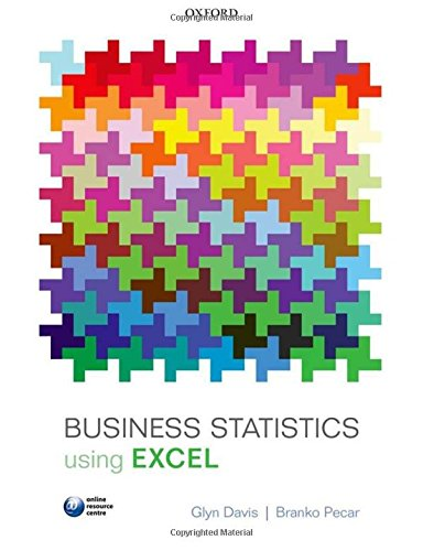 9780199659517: Business Statistics Using Excel