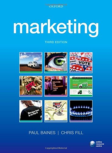 9780199659531: Marketing