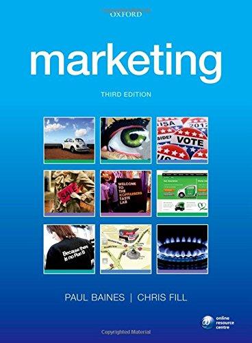 9780199659531: Marketing