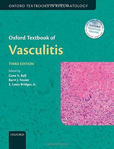 9780199659869: Oxford Textbook of Vasculitis (Oxford Textbooks in Rheumatology)