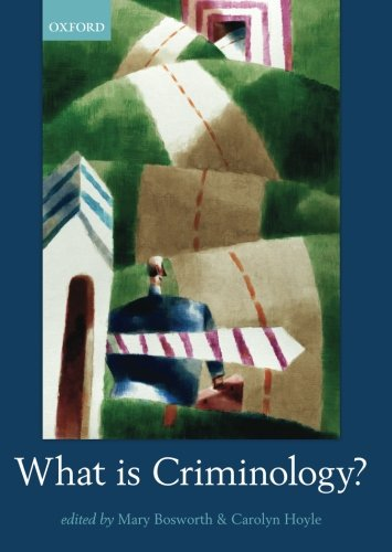9780199659920: What is Criminology?