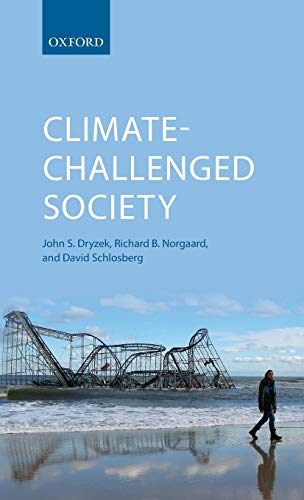 9780199660100: Climate-Challenged Society