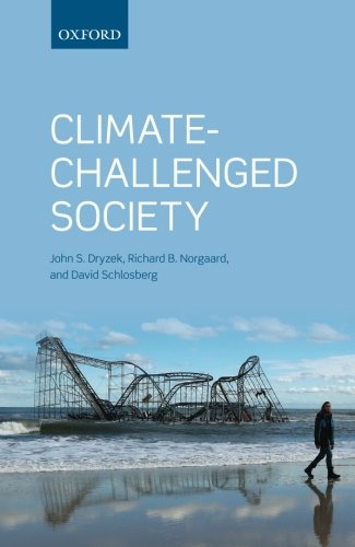 9780199660117: Climate-Challenged Society