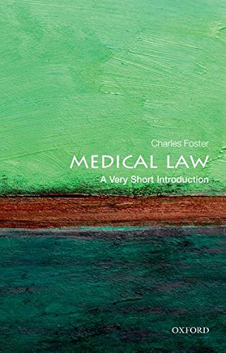 9780199660445: Medical Law: A Very Short Introduction (Very Short Introductions)