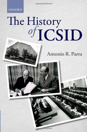 9780199660568: The History of ICSID