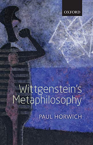 9780199661121: Wittgenstein's Metaphilosophy