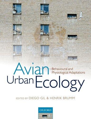 9780199661572: Avian Urban Ecology