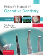 9780199661688: Pickard's Manual of Operative Dentistry Ninth Edition