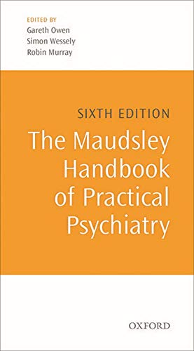 9780199661701: The Maudsley Handbook of Practical Psychiatry (Oxford Medical Publications)