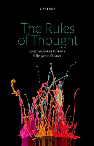 9780199661800: The Rules of Thought