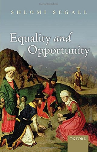9780199661817: Equality and Opportunity