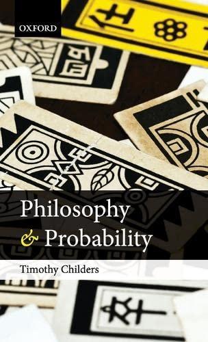 9780199661824: Philosophy of Probability