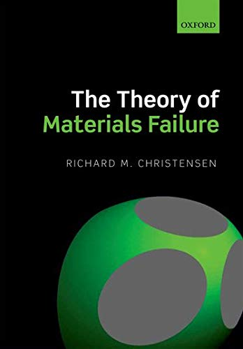 9780199662111: The Theory of Materials Failure