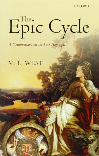 9780199662258: The Epic Cycle: A Commentary on the Lost Troy Epics