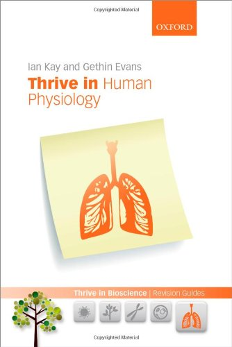 9780199662487: Thrive in Human Physiology (Thrive in Bioscience Revision Guides)