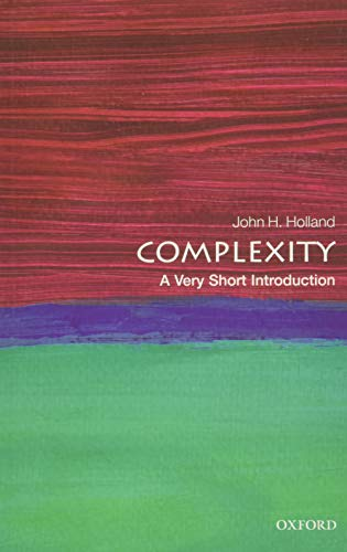 9780199662548: Complexity: A Very Short Introduction (Very Short Introductions)