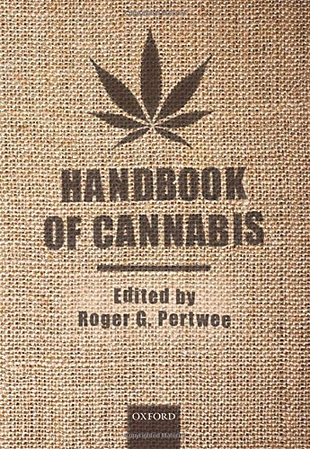 9780199662685: Handbook of Cannabis