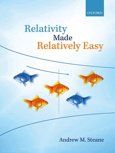9780199662852: Relativity Made Relatively Easy