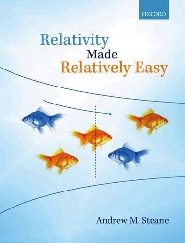 9780199662869: Relativity Made Relatively Easy