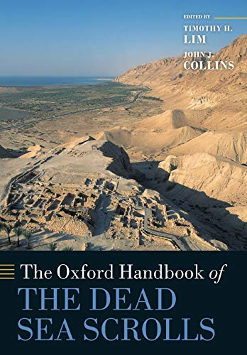9780199663088 - The Oxford Handbook of the Dead Sea Scrolls - Книга