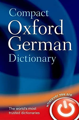 9780199663125: Compact Oxford German Dictionary