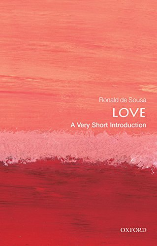 9780199663842: Love: A Very Short Introduction (Very Short Introductions)