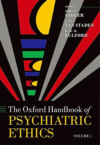 9780199663880: Oxford Handbook of Psychiatric Ethics (Oxford Handbooks)