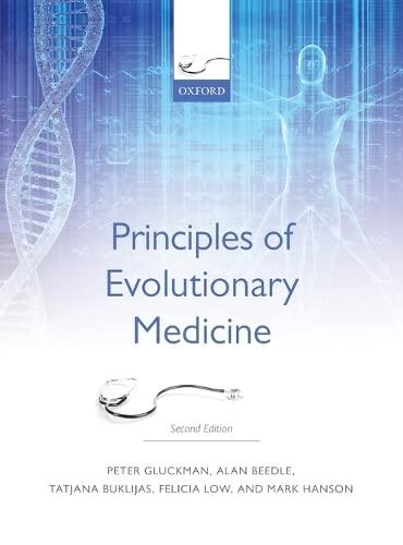 9780199663927: Principles of Evolutionary Medicine