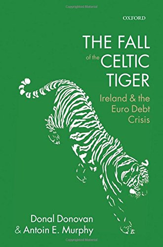 9780199663958: The Fall of the Celtic Tiger: Ireland and the Euro Debt Crisis