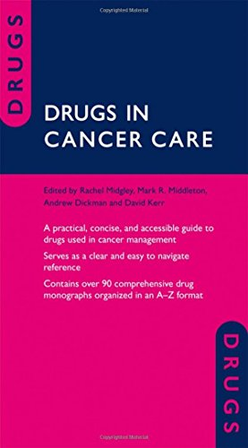 Drugs in Cancer Care (Paperback): Midgley, Rachel; Middleton,