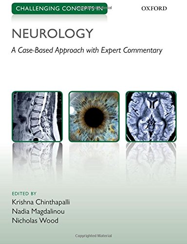 9780199664771: Challenging Concepts in Neurology: Cases with Expert Commentary