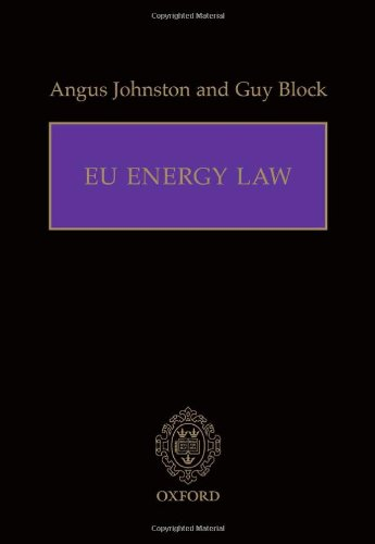9780199665242: EU Energy Law