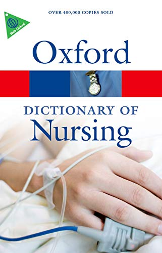 9780199666379: A Dictionary of Nursing (Oxford Quick Reference)
