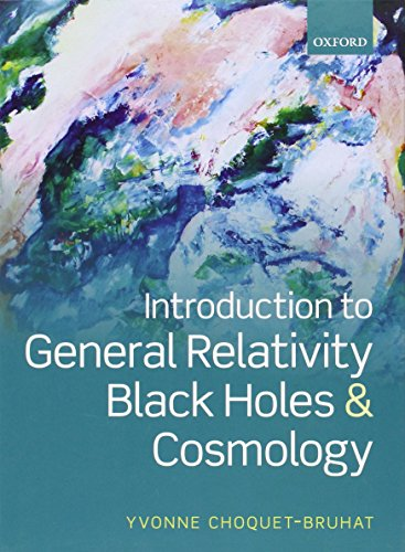 9780199666454: Introduction to General Relativity, Black Holes and Cosmology