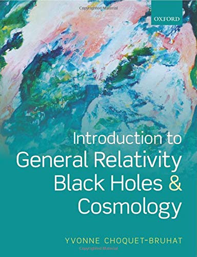 9780199666461: Introduction to General Relativity, Black Holes and Cosmology