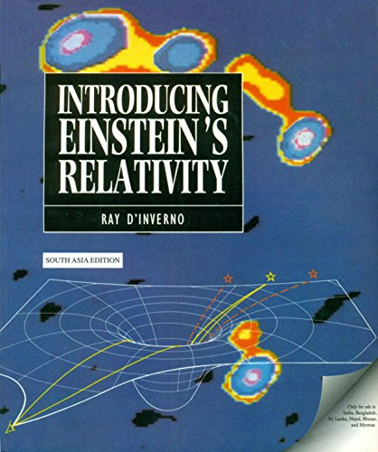 9780199667802: INTRODUCING EINSTEIN'S RELATIVITY