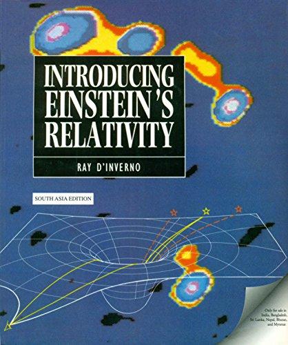 9780199667802: INTRODUCING EINSTEIN'S RELATIVITY