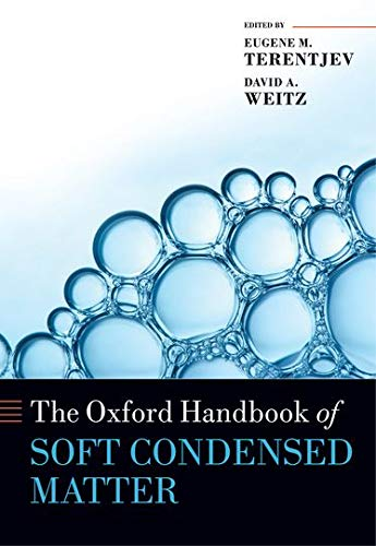9780199667925: The Oxford Handbook of Soft Condensed Matter