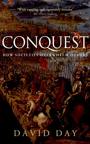 9780199668137: Conquest: How Societies Overwhelm Others