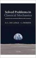 9780199668328: SOLVED PROBLEMS IN CLASSICAL MECHANICS: ANALYTICAL AND NUMERICAL SOLUTIONS WITH COMMENTS