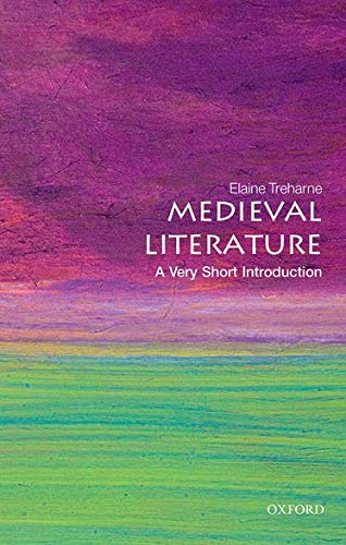 9780199668496: Medieval Literature: A Very Short Introduction (Very Short Introductions)