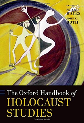 9780199668823: The Oxford Handbook of Holocaust Studies
