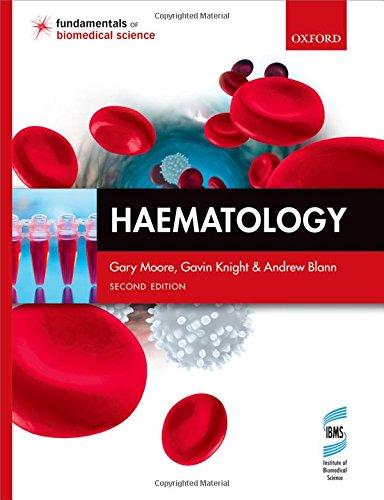 9780199668861: Haematology 2/e (Fundamentals of Biomedical Science)