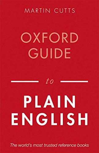 9780199669172: Oxford Guide to Plain English (Oxford Paperback Reference)