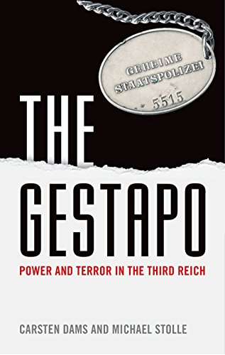 9780199669219: The Gestapo: Power and Terror in the Third Reich